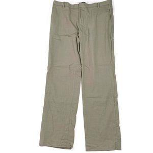 Adidas Tan Khaki AdiPURE Slacks Pants